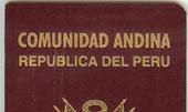 Passaporte Peruano