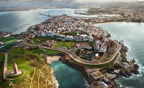 Ciudades de España: La Coruña